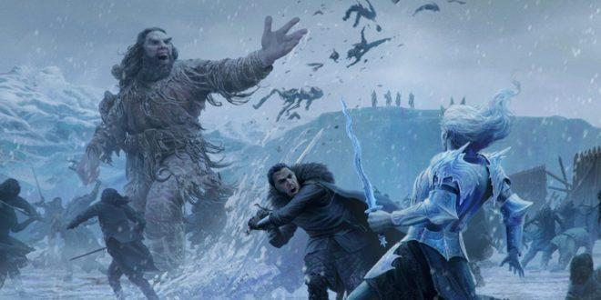 İmzacı GOT Hayranları Avucunu Yalayacak! 1 – game of thrones bloodmoon spin off