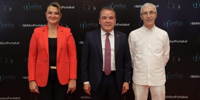Antalya Altın Portakal Film Festivali 'Özüne Dönüyor' 1 – Cansel Çevikol Tuncer Muhittin Böcek Ahmet Boyacıoğlu