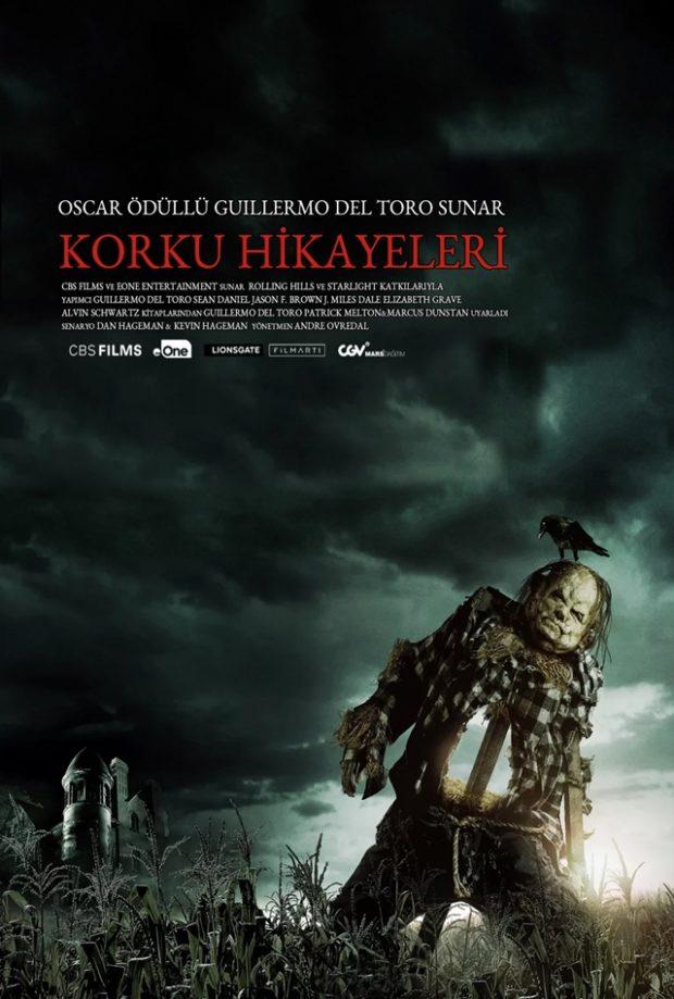 Scary Stories to Tell in the Dark 23 Ağustos'ta Sinemalarda 1 – Scary Stories to Tell in the Dark poster