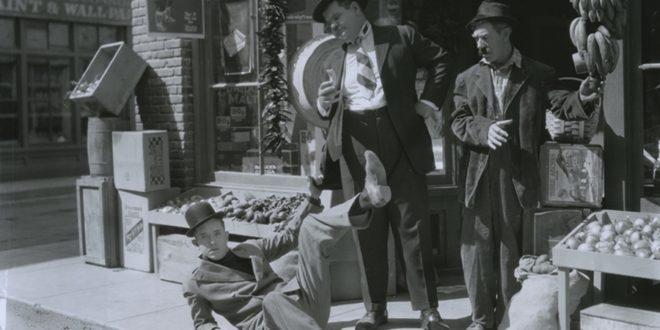 Sinemanın 'Bilinmeyenleri' Sessiz Sinema Günleri'nde 1 – Laurel Hardy