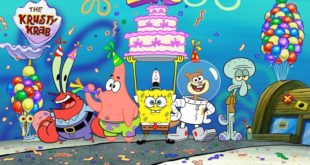 SüngerBob 20. Yılını Sinema Filmiyle Kutluyor 5 – SpongeBob