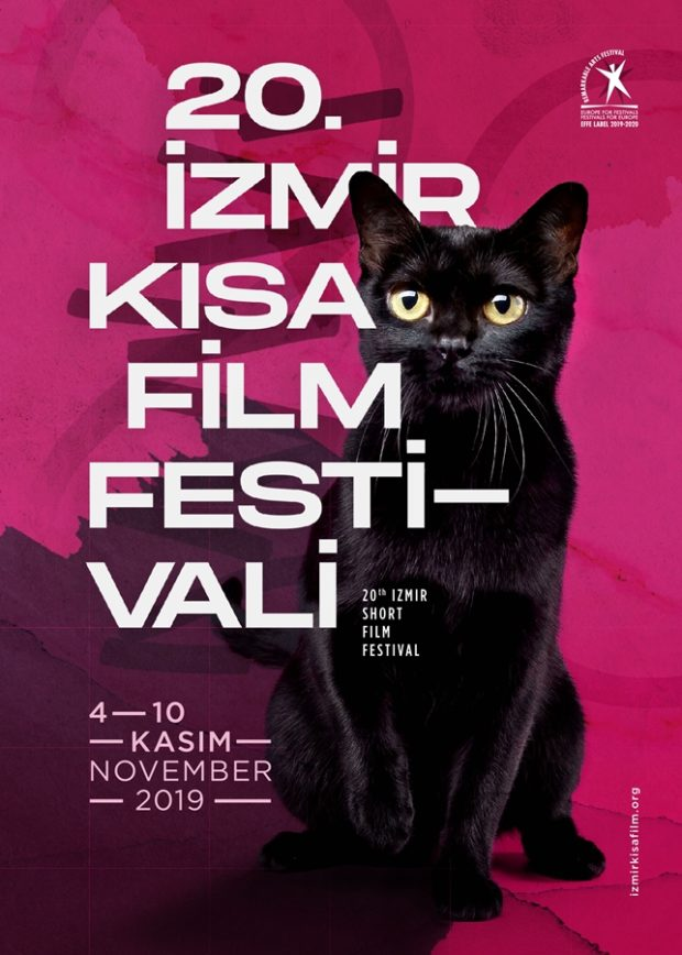 20. İzmir Kısa Film Festivali Jürisi Açıklandı 2 – 20 İzmir Kısa Film Festivali afiş