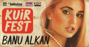 Banu Alkan 9. Pembe Hayat KuirFest'te 1 – Banu Alkan KuirFest