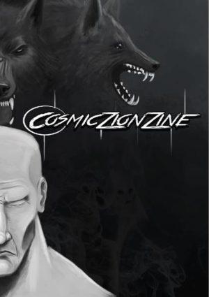 "CosmicZion Zine 7. Sayı ""Hades"" Temasıyla Çıktı 1 – CosmicZion Zine 7 Hades Kapak"