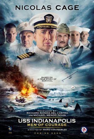 Beyazlar İçinde Seni Öylece: Yeşilçam'da Denizci İmgesi 2 – USS Indianapolis Men of Courage 2016 poster