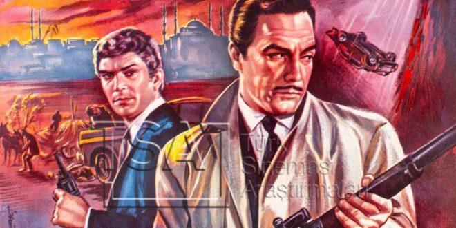 Corona Virüsü 50 Yıl Önceden Haber Veren Yeşilçam Filmi! 1 – istanbul dehset icinde 1966 1