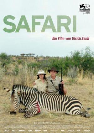 Av Vahşeti ve Türcülüğün Esasları: Safari (2016) 1 – Safari poster