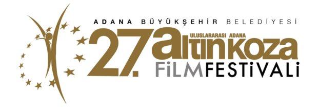 27. Altın Koza'nın Jüri Başkanı Füsun Demirel 2 – 27 Adana Altin Koza Film Festivali logo