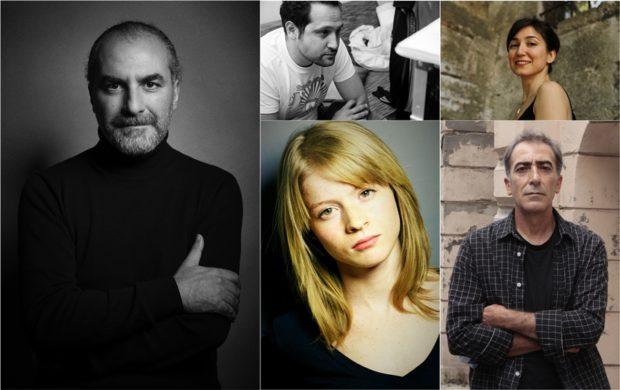 Boğaziçi'nin Ulusal Uzun Metraj Film Yarışması Jürisi 1 – 8 Bogazici Ulusal Uzun Metraj Film Yarismasi Jurisi