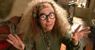 Top 10: Filmlerin Biraz Acayip Medyumları 13 – Harry Potter Prof Sybill Trelawney 1
