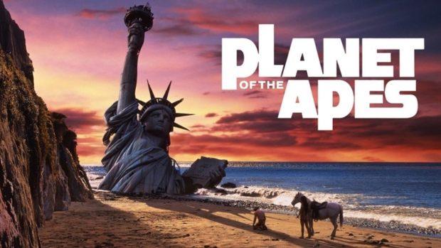 2000 Öncesi Post-Apokaliptik ve Distopik Filmler 7 – Planet of the Apes 1968