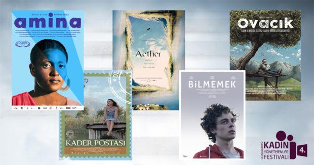 4. Kadın Yönetmenler Festivali Ulusal Seçkisi Açıklandı 1 – 4 Kadin Yonetmenler Festivali
