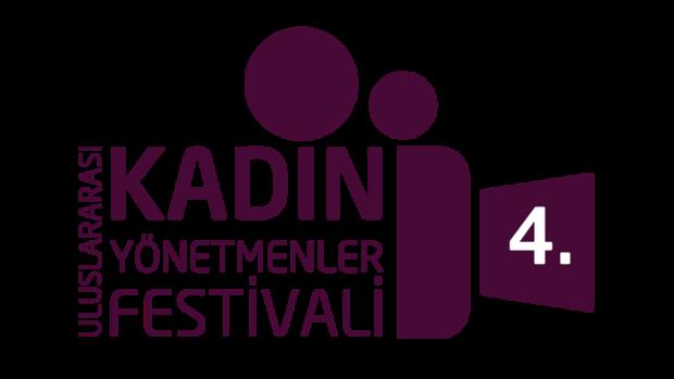 4. Kadın Yönetmenler Festivali Ulusal Seçkisi Açıklandı 2 – 4 Kadin Yonetmenler Festivali logo