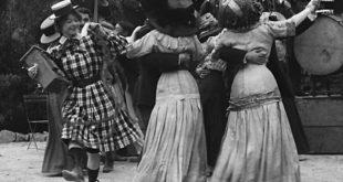 Sessiz Sinemanın Edepsiz Kadınları Kundura Sinema'da 7 – La pile electrique de Leontine 1910