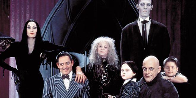 Addams Ailesi Hakkında 20 Ürkünç Gerçek - Öteki Sinema