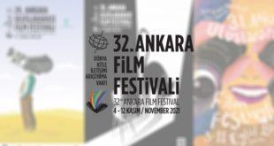Ankara'nın Afiş Tasarımı Yarışması Başvuruları Başladı 5 – 32 Ankara Film Festivali afis yarismasi