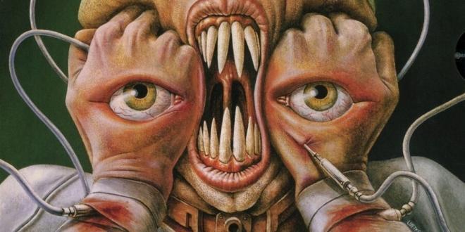 Ekstrem Metal Albüm Kapakları ve Korku Sineması 20 – Destruction Release From Agony