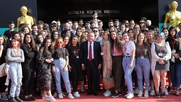 Altın Portakal Sinema Okulu'na Başvurular Açıldı 1 – Altin Portakal Sinema Okulu