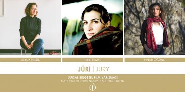 Altın Portakal Belgesel ve Kısa Metraj Yarışma Jürileri 1 – 58 Altin Portakal Belgesel juri uyeleri