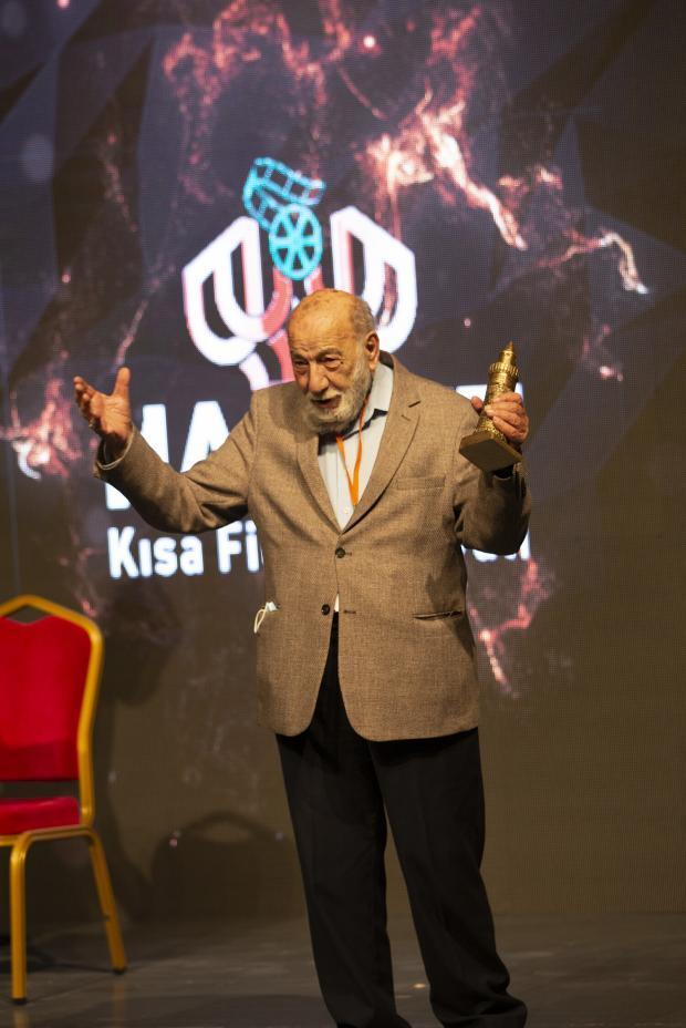 Harput Film Festivali'nden Yılmaz Gruda'ya Onur Ödülü 1 – harput 2