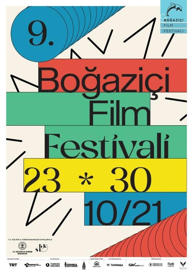 9. Boğaziçi Film Festivali Biletleri Satışa Çıktı! 1 – 9 Bogazici Film Festivali afis