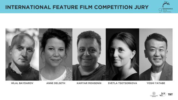 9. Boğaziçi'nin Uluslararası Yarışma Jüri Üyeleri Açıklandı 1 – 9 Bogazici Uluslararasi Yarisma Juri Uyeleri